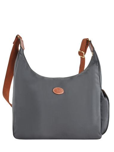 Longchamp Le pliage Sac porté travers Bleu