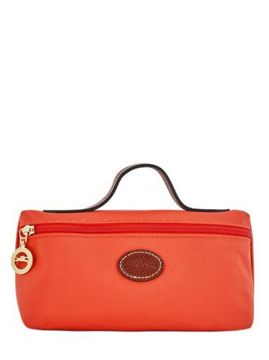 Longchamp Clutch Oranje
