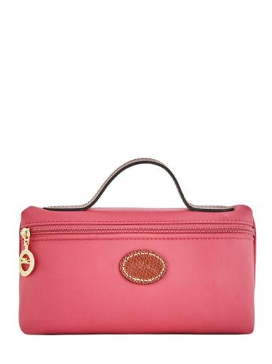 Longchamp Clutch Roze