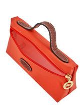 Longchamp Pochette Orange-vue-porte