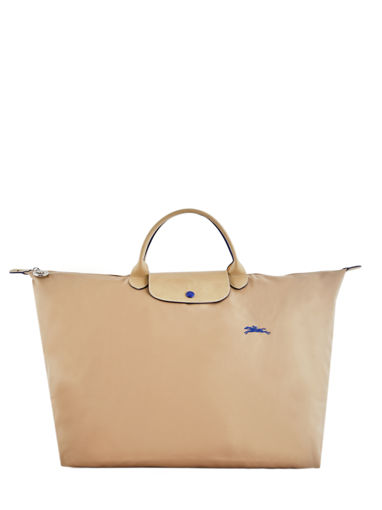 Longchamp Le pliage club Reistassen Beige