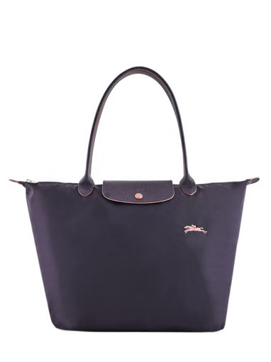 Longchamp Le pliage club Schoudertas Rood