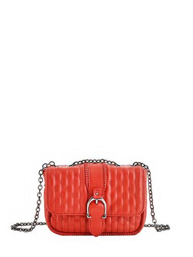 Longchamp Amazone matelassÉ Besace Jaune