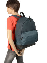 Sac à Dos 1 Compartiment Quiksilver Noir youth access QYBP3504-vue-porte