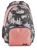 Sac à Dos 2 Compartiments Roxy Noir backpack RJBP3884