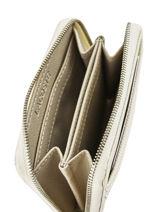 Porte-monnaie Daily Classic Lacoste Blanc daily classic NF2778DC-vue-porte