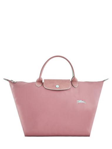 Longchamp Le pliage club Handtas Roze