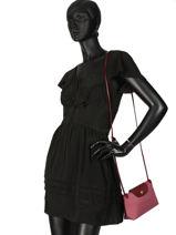Longchamp Le pliage dandy Cross body tas Zwart-vue-porte