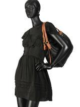 Sac Shopping Felix Miniprix Noir felix MD281-vue-porte