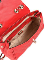 Sac Bandoulière Sweet Candy Guess Rouge sweet candy VG717518-vue-porte