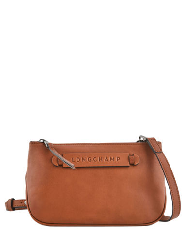 Longchamp Longchamp 3d Cross body tas Bruin