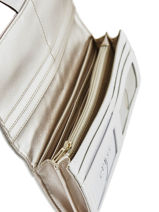 Portefeuille Guess Blanc tabbi SG718159-vue-porte