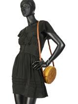 Sac Bandoulière Authentic Torrow Noir authentic X6750-vue-porte