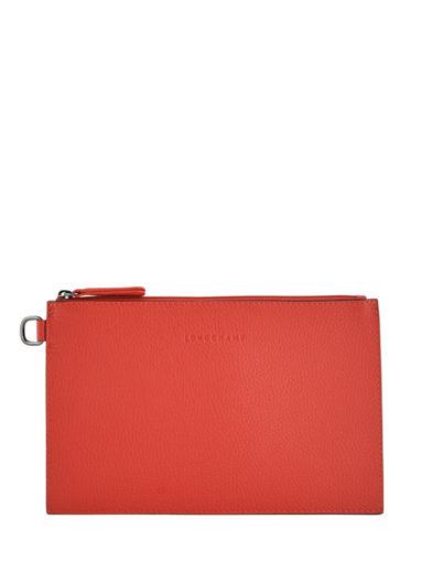 Longchamp Roseau essential Pochette Rouge