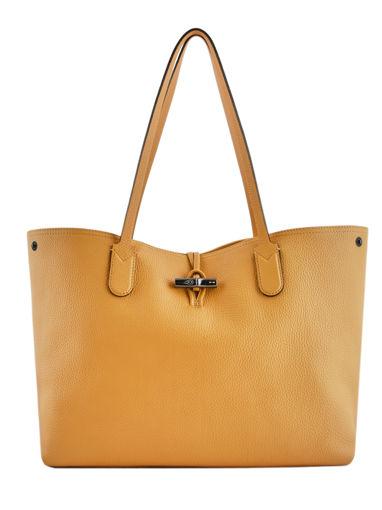 Longchamp Roseau essential Besace Marron