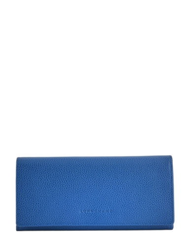 Longchamp Tout en un Bleu