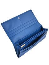 Longchamp Tout en un Bleu-vue-porte