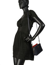 Sac Bandoulière Th Core Tommy hilfiger Noir th core AW06469-vue-porte