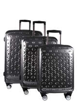 Lot De Valises Quadra Travel Gris quadra 18802LOT