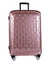 Valise Rigide L Quadra Travel Rose quadra 18802-L