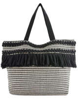Sac Shopping Batte Pieces Noir batte 17093741