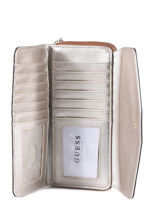 Portefeuille Guess Marron maddy VG729162-vue-porte