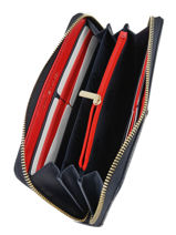 Portefeuille Th Core Tommy hilfiger Noir th core AW06500-vue-porte