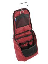 Trousse De Toilette Travel Pal Samsonite Rouge accessoires C01073-vue-porte