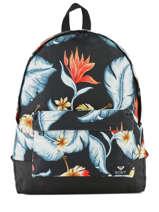 Sac à Dos 1 Compartiment Roxy Noir backpack RJBP3837