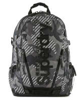 Sac à Dos 2 Compartiments Superdry Gris backpack men M91007MT