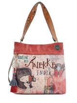 Sac Trapèze India Anekke Bleu india 28871-38