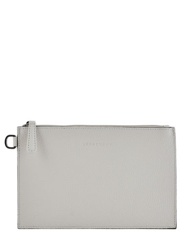 Longchamp Roseau essential Clutch Grijs