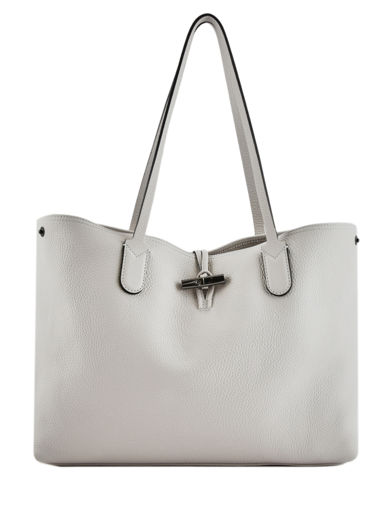 Longchamp Roseau essential Besace Gris