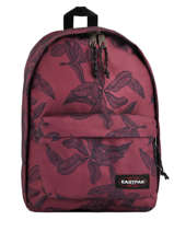 Sac à Dos Out Of Office + Pc 15'' Eastpak Rouge pbg authentic PBGK767