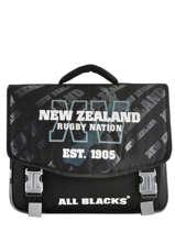 Cartable All blacks Noir we are 193A203S