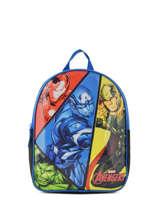 Sac à Dos Mini Quadri Avengers Multicolore quadri AVNI03