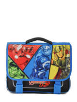 Cartable Quadri Avengers Multicolore quadri AVNI10