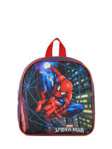 Mini Rugzak Mask Spiderman Blauw mask SPIEI02