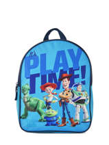 Mini Rugzak Play Time Toy story Blauw playtime TOYNI03