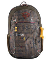 Sac à Dos Aspen 2.0 Boys Stones and bones Multicolore boys ASPEN-B