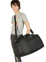 Reistas Voor Cabine Luggage Quiksilver Zwart luggage QYBL3176-vue-porte