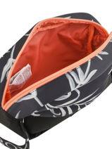 Trousse De Toilette Souple Roxy Noir luggage neoprene RJBL3160-vue-porte