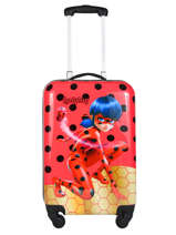 Valise Rigide Tales Of Ladybug Miraculous Rouge tales of ladybug 109895LB