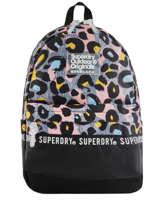 Rugzak 1 Compartiment Superdry Veelkleurig backpack woomen G91903JT