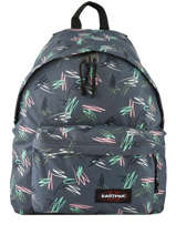 Rugzak Padded Pak'r Eastpak Grijs authentic EK620AB