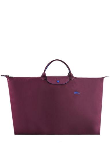 Longchamp Le pliage club Sac de voyage Violet
