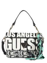 Sac Bandoulière Analise Guess Noir analise VP740521
