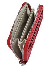 Porte-monnaie Daily Classic Lacoste Rouge daily classic NF2778DC-vue-porte