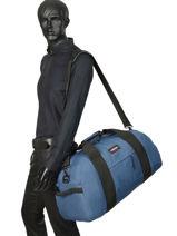 Reistas Pbg Authentic Luggage Eastpak Blauw pbg authentic luggage PBGK070-vue-porte