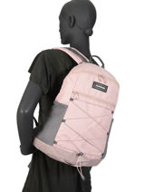 Sac à Dos 1 Compartiment Dakine Rose wonder 10002629-vue-porte